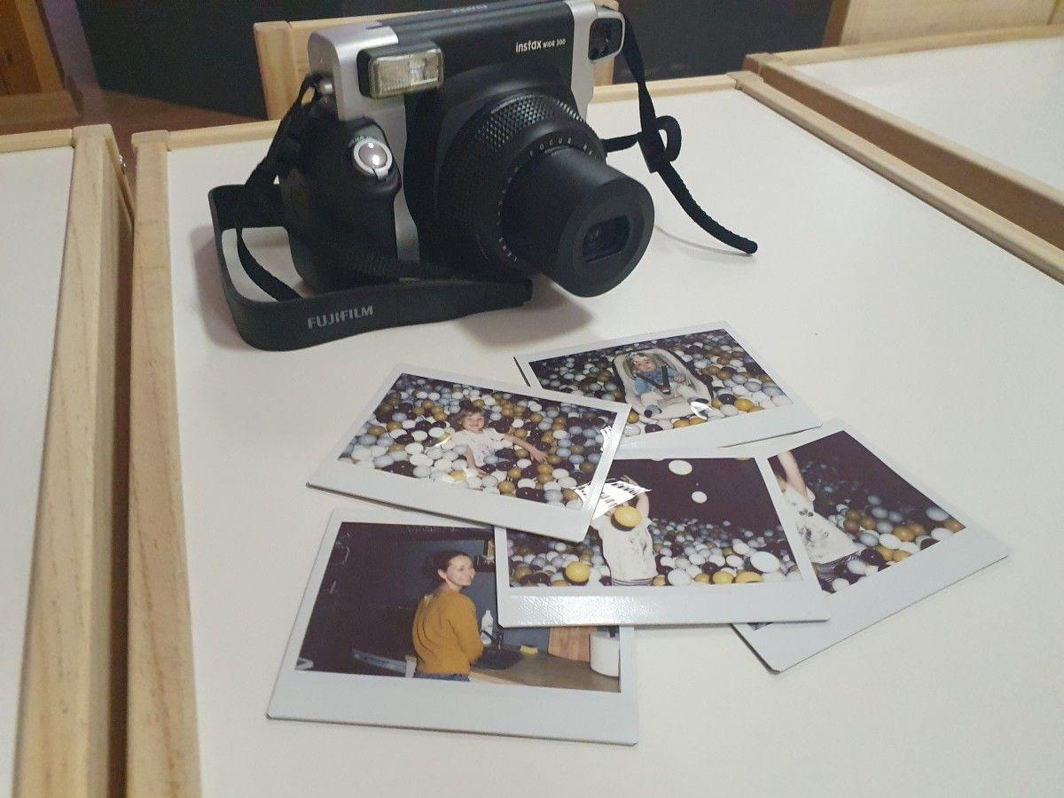 Polaroid foto kamera Fujifim Instax